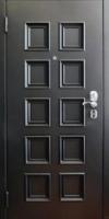 индивидуальная входная дверь